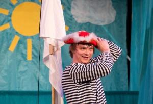 Teatr  Łata - spektakl dla dzieci Morskie Opowieści